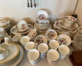 """Wedgewood - """"Cathay"""" pattern"""
