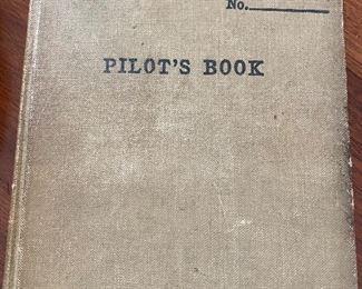 World War I pilots book