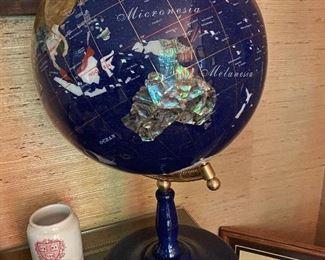 Beautiful globe
