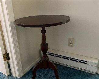 Antique mahogany table