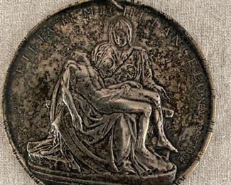 Michelangelo Towle Medallic Art