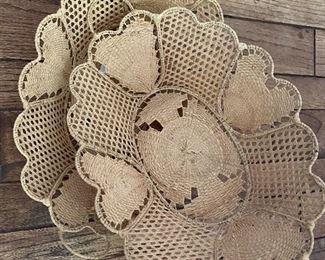 Vintage baskets from Switzerland
