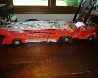 Smith Miller No.3 Ladder Fire Truck