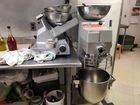 DELI SLICER AND COMMERCIAL MIXER