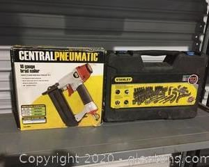 Nail Gun and Tool Kit