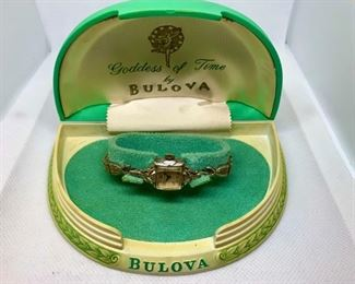 Bulova Womens Watch with original case   $65