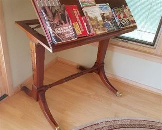 Antique drafting table $200