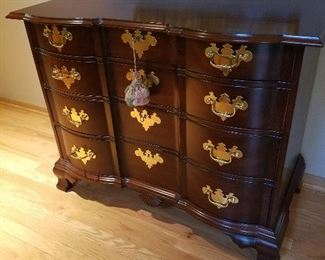 Henkel-Harris chest of drawers.  $1,5000
