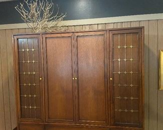 Mid century cabinet by Heritage.  Great condition!