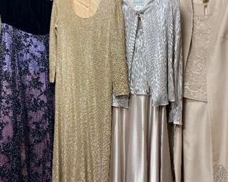 Formal dresses. Size 10-12