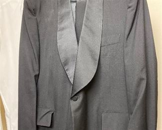 Full men's tuxedo from Bauman's.  Includes shorts!