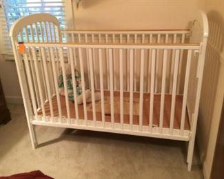$60 baby crib