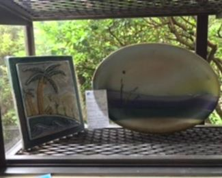 $40 each Two Peter king potteries