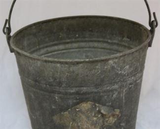 Lot# 2 - Steel Bucket