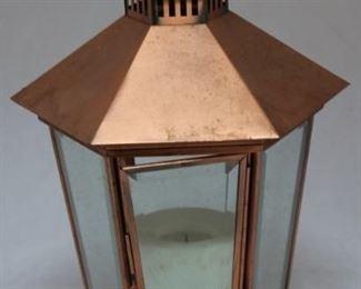 Lot# 8 - Lantern