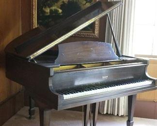 Howard piano overall