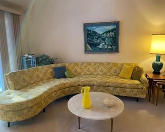 Mid Century sofa - Thomas Leyman