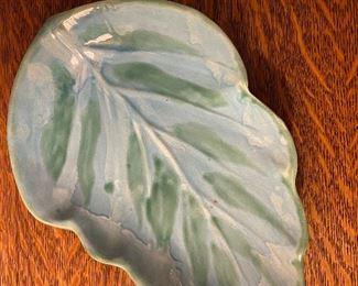 Mid Century ceramic dish