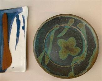 Mid century ceramics