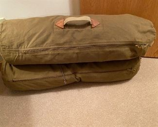 Pair of vintage sleeping bags by Comfy. Nice condition. No smell.