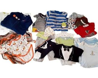 7. 36 Months, 25 pc Set Babies Clothing  Name Brands