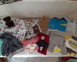 11. 3 Month, 16 PC Set, Babies Clothes More  Name Brands