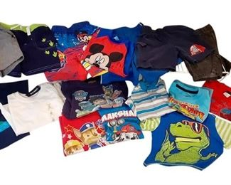 10. 2T Toddler Clothes, Name Brands