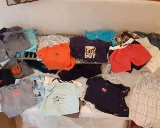 12. 6 Months Babies Clothes, 24 pc Set
