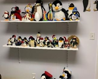 Penguins, penguins & more penguins