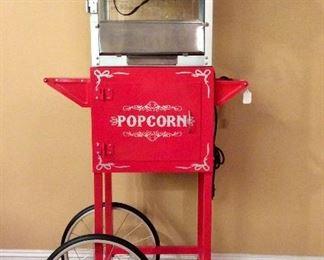 Paramount Popcorn Machine