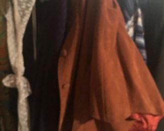 retro jacket-cape ?