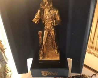 in box collectible elvis -
