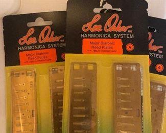 harmonica parts