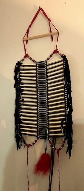 American Indian Breastplate