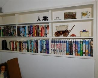VHS tapes...collectors editions