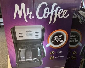 Mr. Coffee 12 cup Programmable Coffee Maker LM280NK			AH180