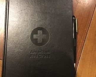 American Red Cross journal book $25