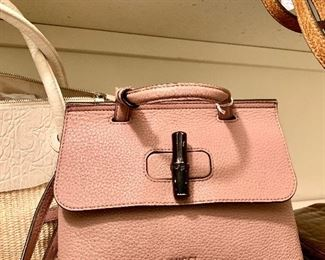 Faux Gucci Crossbody...but it sure looks and feels real