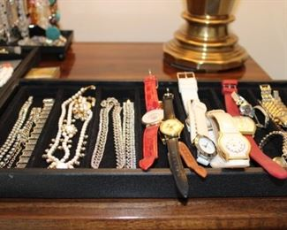 Bracelets,watches
