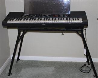 Lowrey Micro Genie Mach III Plus Keyboard with Stand