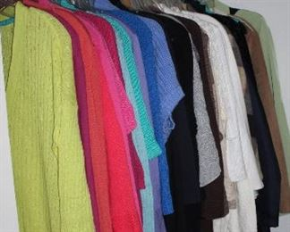 Jackets, Shrugs and Sweaters: Peter Nygard, Alfani, Evan Picone, Cold WaterCreek, Peck & Peck, etc.