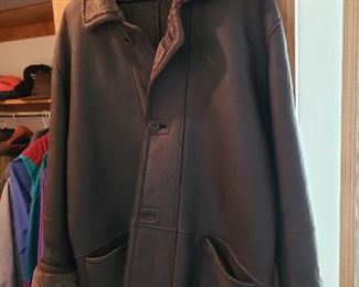 MENS OUTER WEAR
