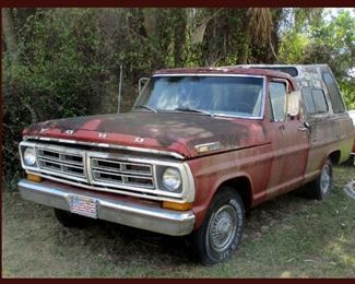 1972 Ford Pickup Truck