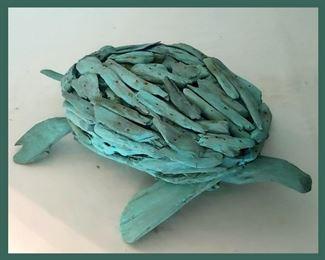 Cool Driftwood Turtle