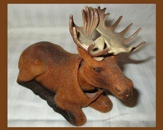 Cute Bobble Head Moose