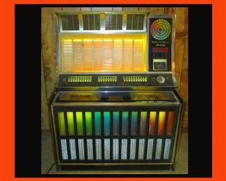 Rock Ola Jukebox, Lights Up, Needs some TLC