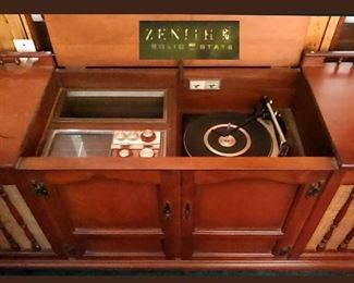 Vintage Zenith Stereo
