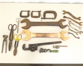 Lot of Misc Antique and Vintage Hand Tools