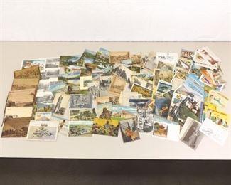150+ Antique and Vintage Postcards