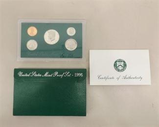 1996 U.S. Mint Proof Set